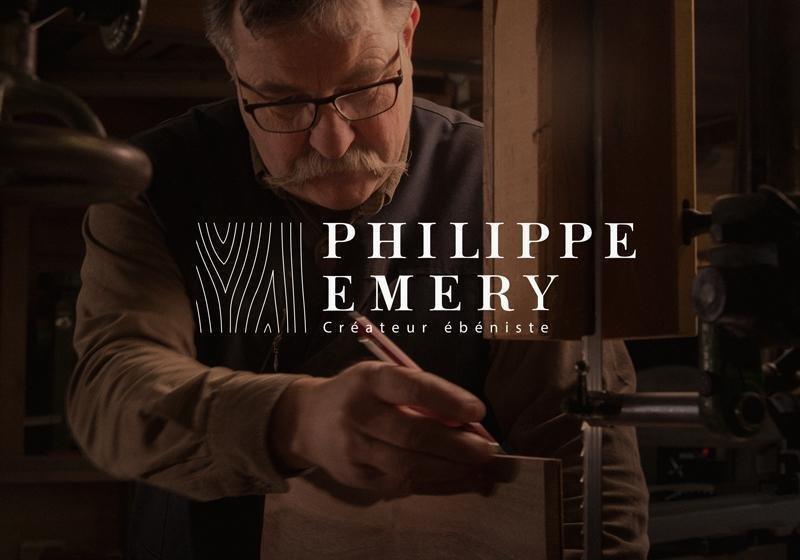 Nouvelle identité visuelle de Philippe Emery 2018