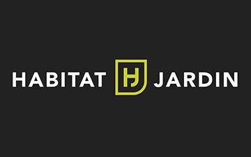 logo habitat et jardin